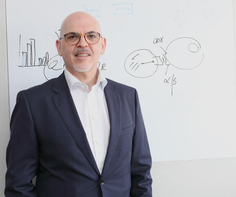 José Luis Cabero, Dr Med Sc