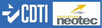 2017: NEOTEC – CDTI